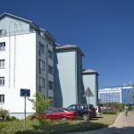 Außenansicht mit Blick auf das HOTEL Baltic_Bildgröße ändern